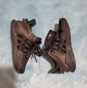 Adidas black eqt